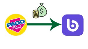 depositar dinero en Brubank con Pago Fácil